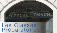 Classes pr�paratoires